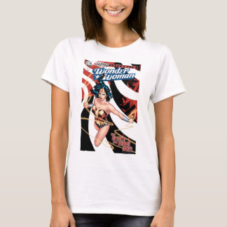Wonder Woman Comic Cover #12 T-Shirt