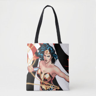 Wonder Woman Comic Cover #12 Tote Bag