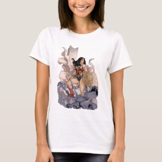 Wonder Woman Comic Cover #13 Graphic T-Shirt