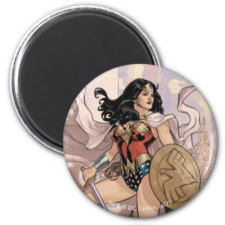 Wonder Woman Comic Cover #13 Magnet