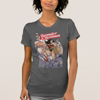 Wonder Woman Comic Cover #13 T-Shirt