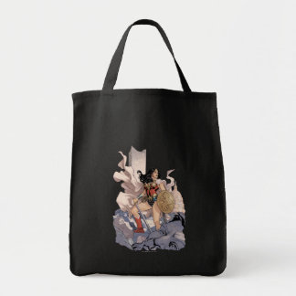 Wonder Woman Comic Cover #13 Tote Bag