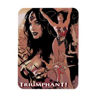 Wonder Woman Comic Cover #150: Triumphant Magnet