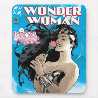 Wonder Woman Comic Cover #178 Mouse Pad