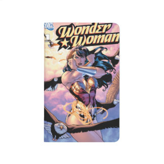 Wonder Woman Comic Cover #1 Journal