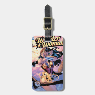 Wonder Woman Comic Cover #1 Luggage Tag