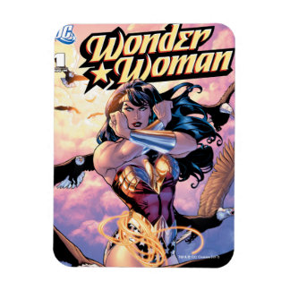 Wonder Woman Comic Cover #1 Magnet