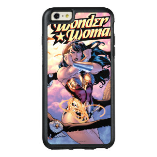Wonder Woman Comic Cover #1 OtterBox iPhone 6/6s Plus Case