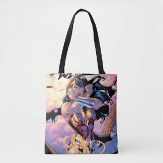 Wonder Woman Comic Cover #1 Tote Bag