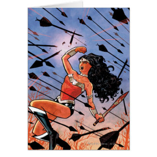 Wonder Woman Cover #1 Card
