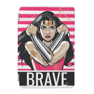 Wonder Woman Defend - Template iPad Mini Cover