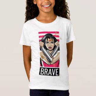 Wonder Woman Defend - Template T-Shirt