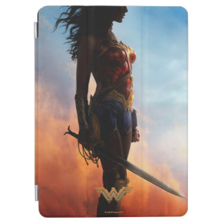 Wonder Woman Duststorm Silhouette iPad Air Cover