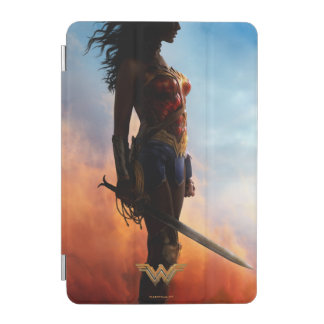 Wonder Woman Duststorm Silhouette iPad Mini Cover