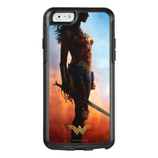 Wonder Woman Duststorm Silhouette OtterBox iPhone 6/6s Case