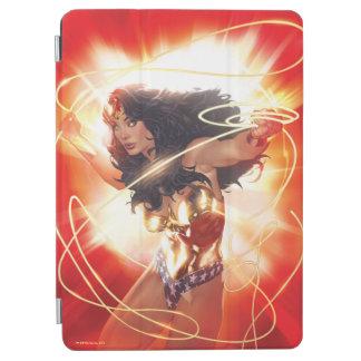 Wonder Woman Encyclopedia Cover iPad Air Cover