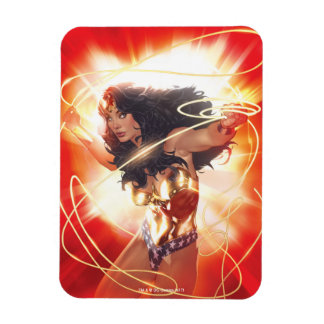 Wonder Woman Encyclopedia Cover Magnet