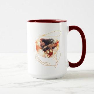 Wonder Woman Encyclopedia Cover Mug