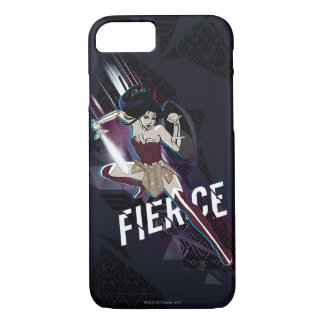 Wonder Woman - Fierce Case-Mate iPhone Case