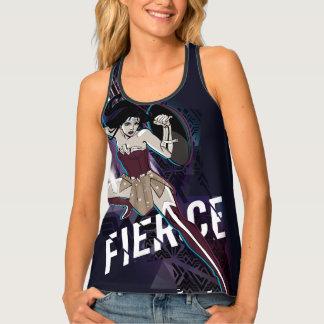 Wonder Woman - Fierce Tank Top