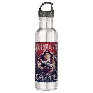Wonder Woman Fight For Justice 710 Ml Water Bottle