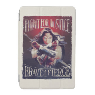 Wonder Woman Fight For Justice iPad Mini Cover
