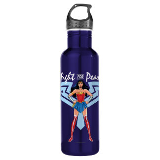 Wonder Woman - Fight For Peace 710 Ml Water Bottle