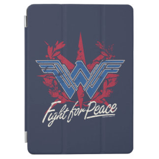 Wonder Woman Fight For Peace Symbol iPad Air Cover