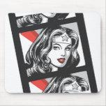 Wonder Woman Film Strip Mousepads