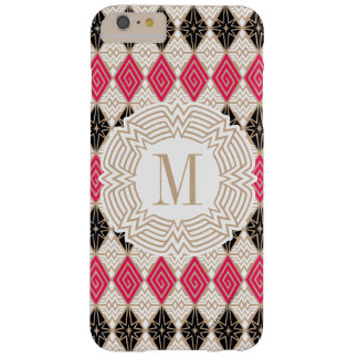 Wonder Woman Greek Pattern Barely There iPhone 6 Plus Case