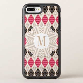 Wonder Woman Greek Pattern OtterBox Symmetry iPhone 8 Plus/7 Plus Case