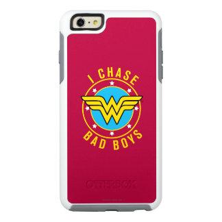 Wonder Woman - I Chase Bad Boys OtterBox iPhone 6/6s Plus Case