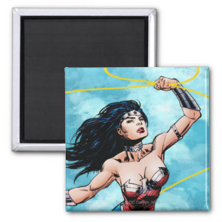 Wonder Woman Lasso of Truth Refrigerator Magnet