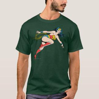 Wonder Woman Leap Right T-Shirt