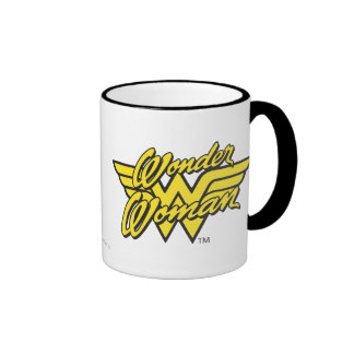 Wonder Woman Logo 1 Coffee Mug