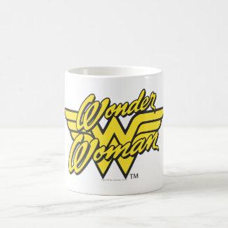Wonder Woman Logo 1 Mugs