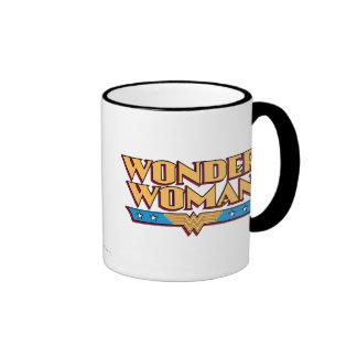 Wonder Woman Logo 2 Mugs