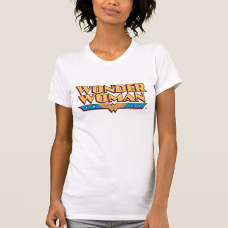 Wonder Woman Logo 2 Shirts