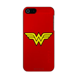 Wonder Woman Logo Incipio Feather® Shine iPhone 5 Case