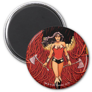 Wonder Woman New 52 Comic Cover #23 2 Inch Round Magnet