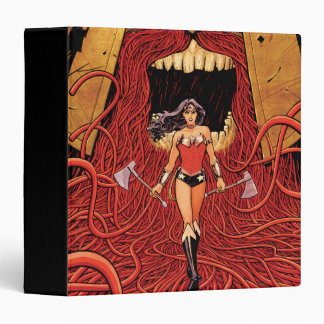 Wonder Woman New 52 Comic Cover #23 3 Ring Binder