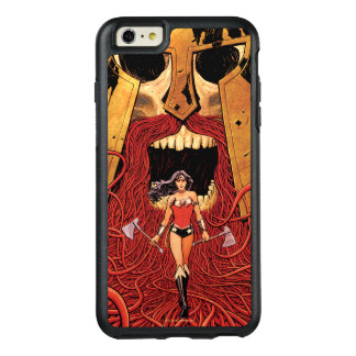 Wonder Woman New 52 Comic Cover #23 OtterBox iPhone 6/6s Plus Case