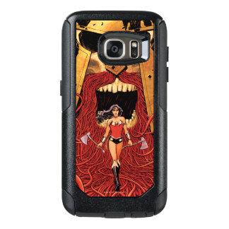 Wonder Woman New 52 Comic Cover #23 OtterBox Samsung Galaxy S7 Case