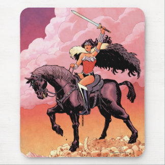 Wonder Woman New 52 Comic Cover #24 Mouse Pad