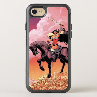 Wonder Woman New 52 Comic Cover #24 OtterBox Symmetry iPhone 7 Case