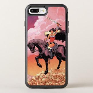 Wonder Woman New 52 Comic Cover #24 OtterBox Symmetry iPhone 7 Plus Case