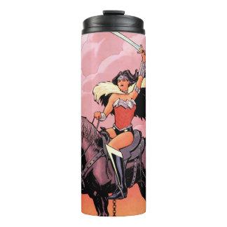 Wonder Woman New 52 Comic Cover #24 Thermal Tumbler