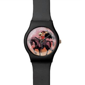 Wonder Woman New 52 Comic Cover #24 Wristwatch