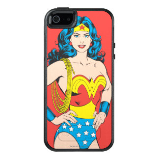 Wonder Woman Portrait OtterBox iPhone 5/5s/SE Case