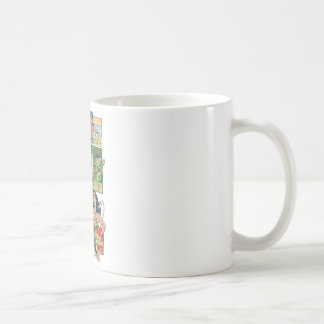 Wonder Woman Princess Diana Classic White Coffee Mug